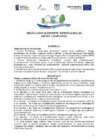 Regulamin Komitetu Rewitalizacji Gminy Czaplinek