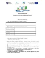 Załącznik do Regulaminu Komitetu Rewitalizacji Gminy Czaplinek