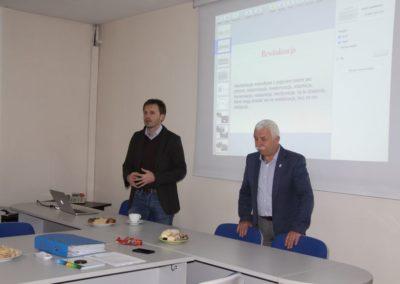 Otwarcie dyskusji przez burmistrza Czaplinka