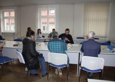 Uczestnicy konsultacji