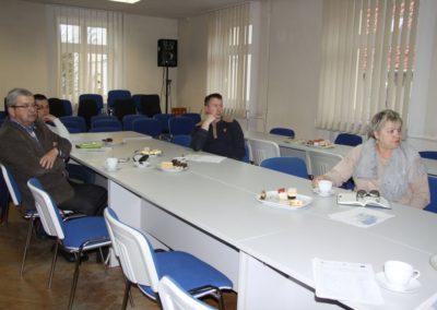 Spotkanie z radnymi