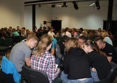 Warsztaty rewitalizacyjne z młodzieżą